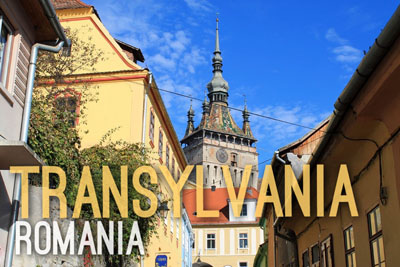 Transylvania Romania - Urban Escapes