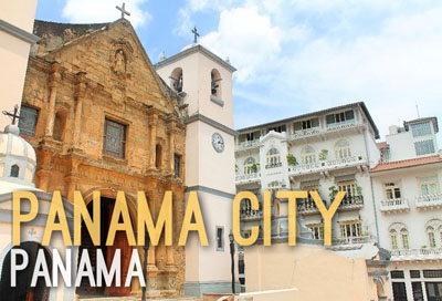 Panama City -  Urban Escapes
