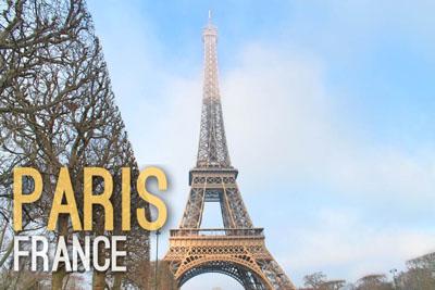 Paris France - Urban Escapes