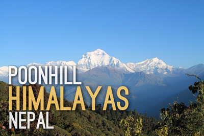Poonhill Trek in Himalayas Nepal - Natural Wonders