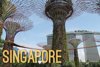 Singapore - Urban Escapes