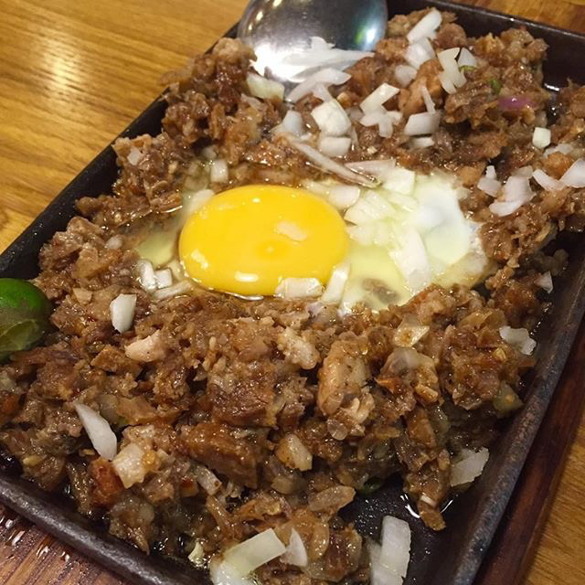 Sizzling Sisig - Lunch- Must Try Filipino Foods - How to Eat Like a Local in the Philippines