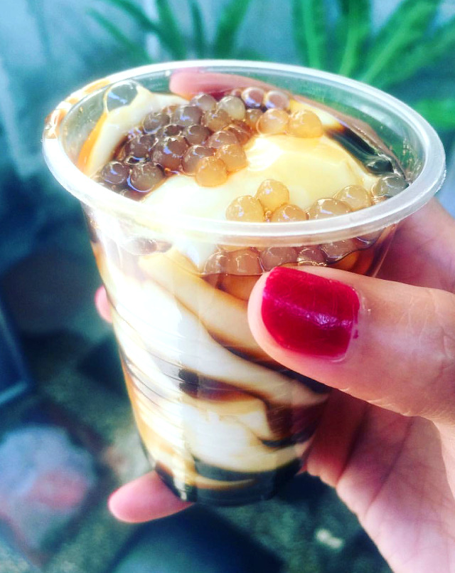 Taho - Breakfast - Must Try Filipino Foods - How to Eat Like a Local in the Philippines