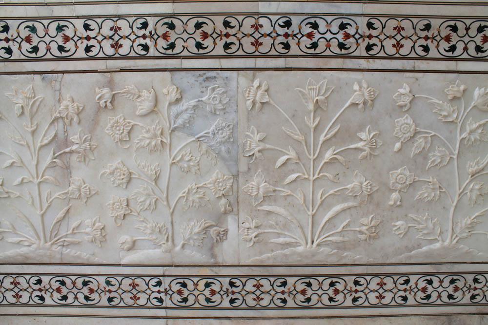 Details of the Taj Mahal - Exploring the Wonder of the World, Taj Mahal