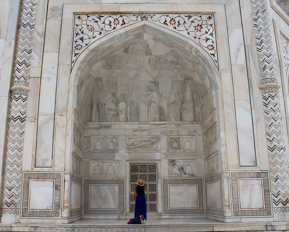 Closer look at the Taj Mahal - Exploring the Wonder of the World, Taj Mahal