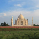 Exploring the Wonder of the World, the Taj Mahal