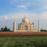 Exploring the Wonder of the World, the Taj Mahal
