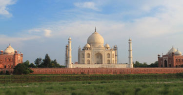 Exploring the Wonder of the World, Taj Mahal