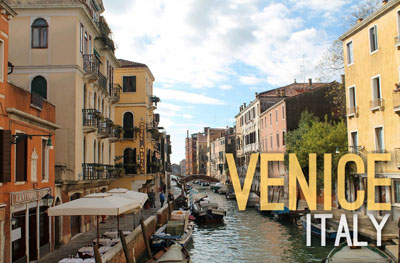 Venice in Italy - Urban Escapes