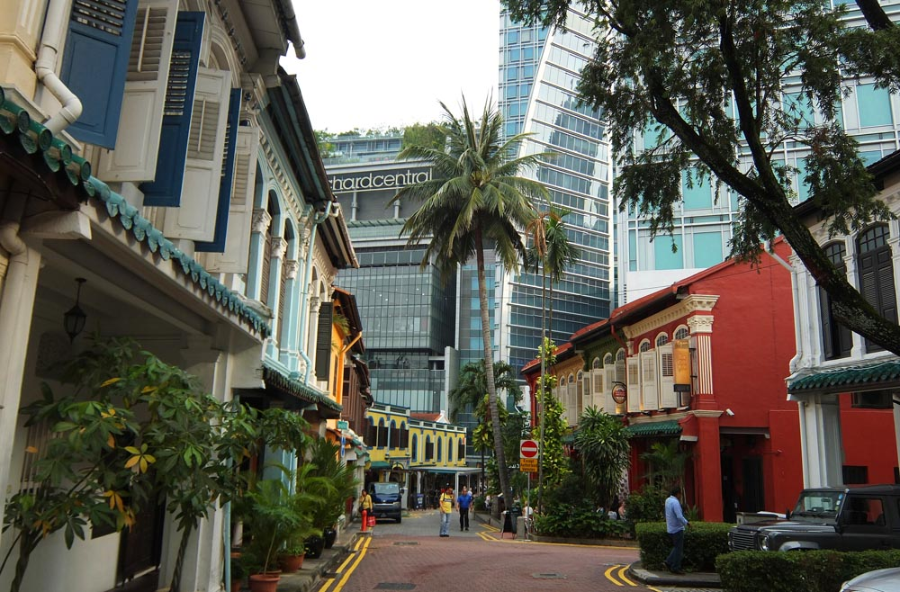 Emerald Hill at Orchard, Singapore - Best Free Things to Do in Singapore