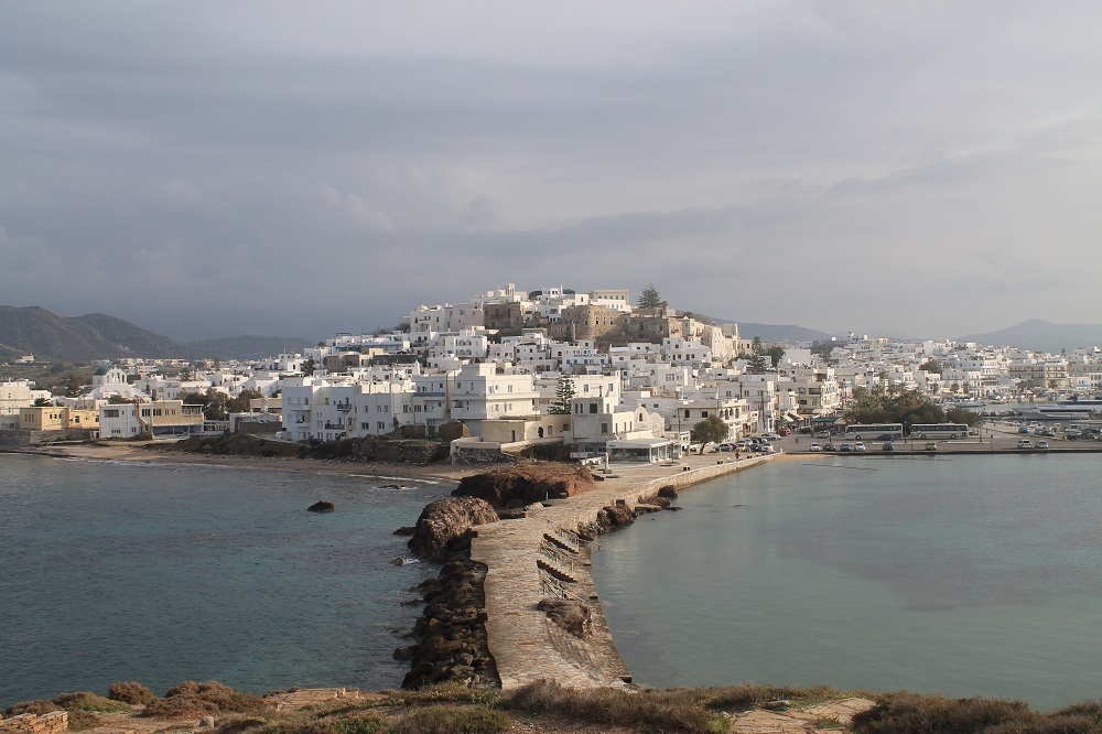 Naxos Greece - Two Weeks in the Greek Islands Itinerary: Island Hopping in Cyclades