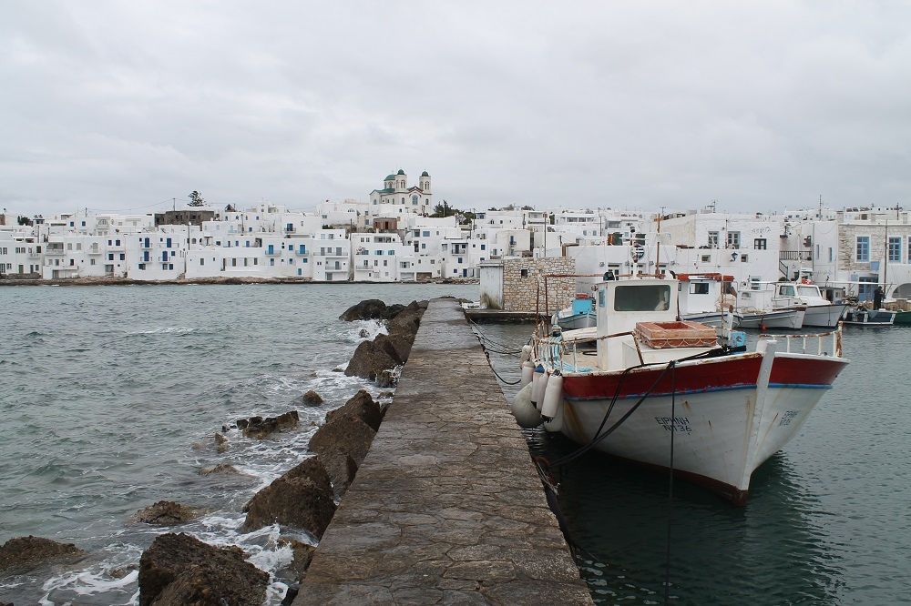 Naoussa, A Traditional Village in Paros Greece - Two Weeks in the Greek Islands Itinerary: Island Hopping in Cyclades