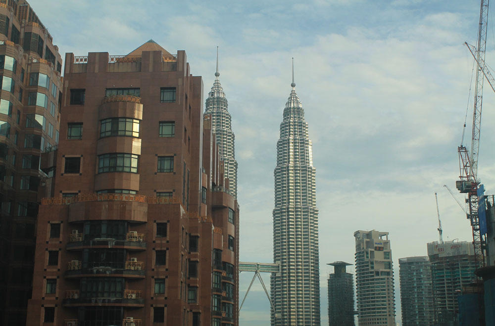 Pullman Kuala Lumpur City Centre Hotel and Residences - View of Petronas Twin Towers