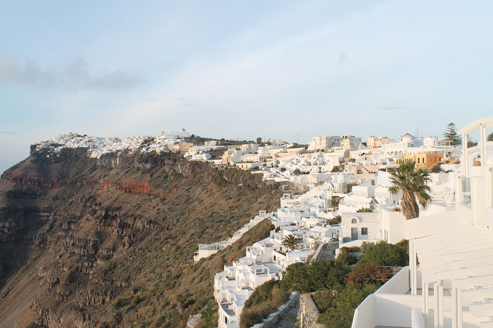 Santorini, Greece - Two Weeks in the Greek Islands Itinerary: Island Hopping in Cyclades