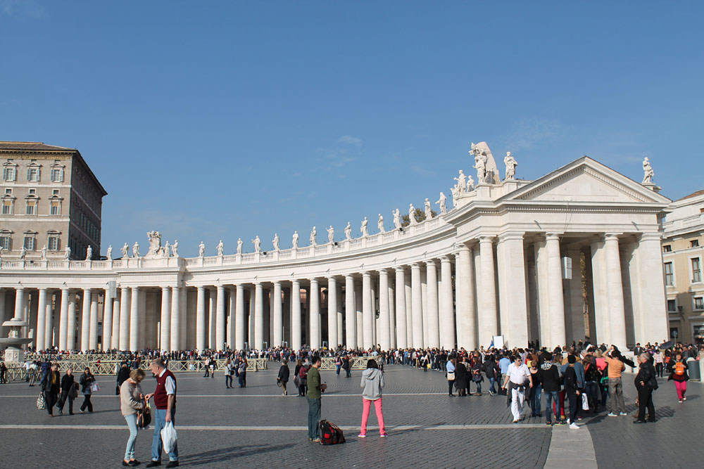 Incredible Things to Do in Rome Italy - Vatican City