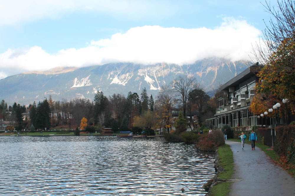 Around the Lake Bled during Autumn - Best Things to Do in Bled Slovenia