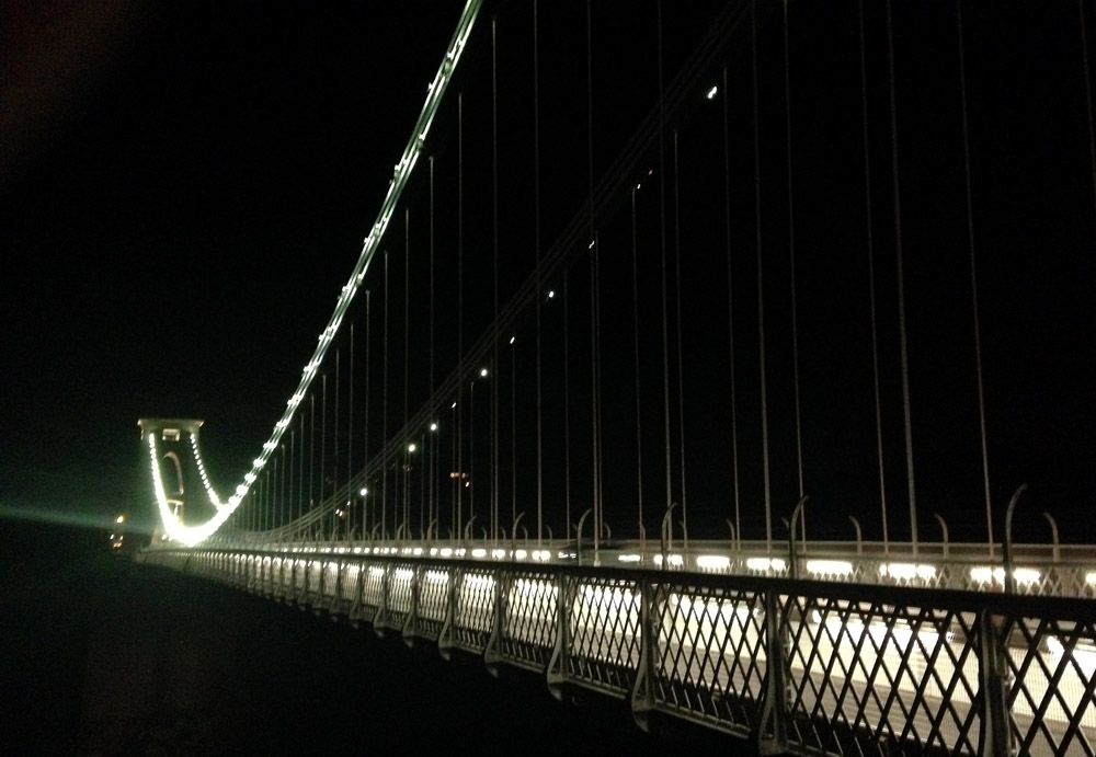 One week in England: Clifton Suspension Bridge, Bristol