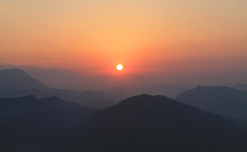 Sunrise over Himalayas - Couples Travel Bucket List - Top Experiences to Share with Your Partner