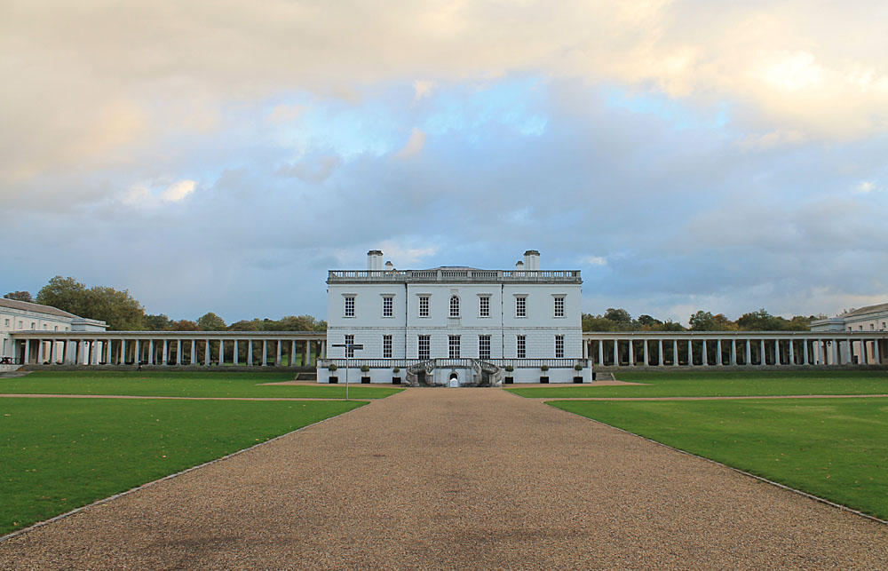 One week in England: Greenwich