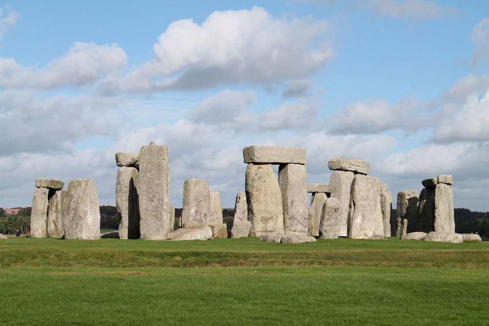 One week in England: Stonehenge