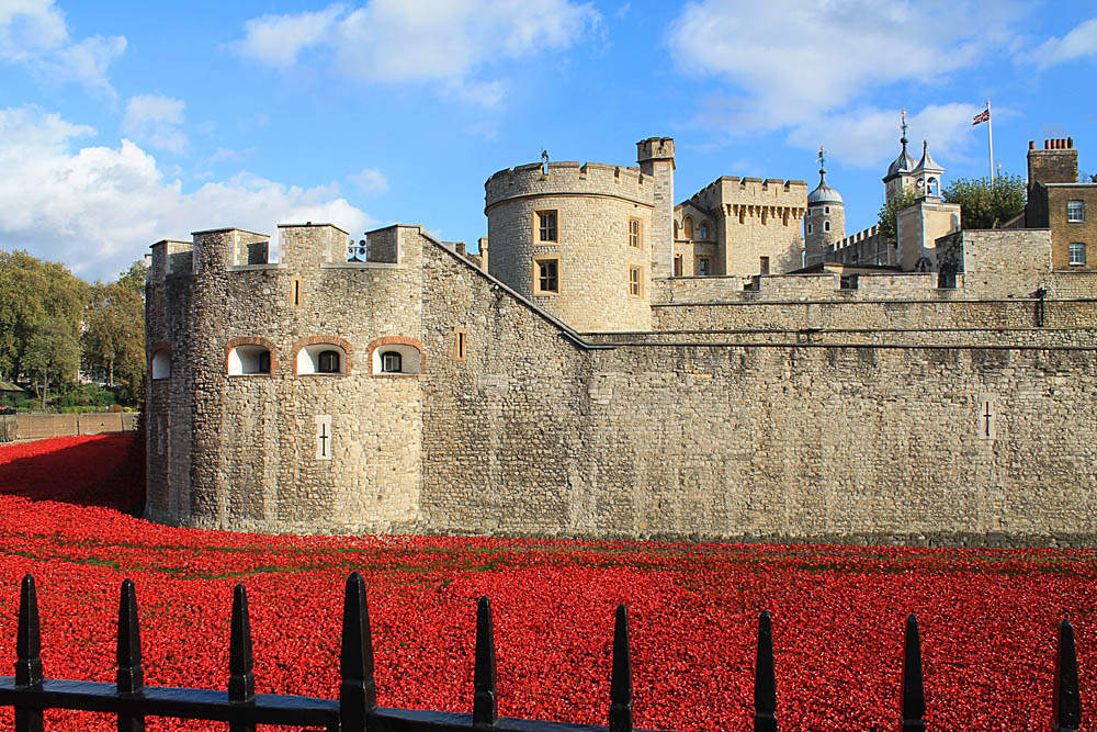 One week in England: The Tower of London