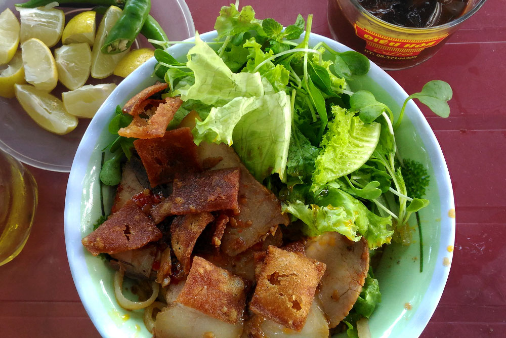 Cau Lao - Must Try Foods in Hoi An Vietnam