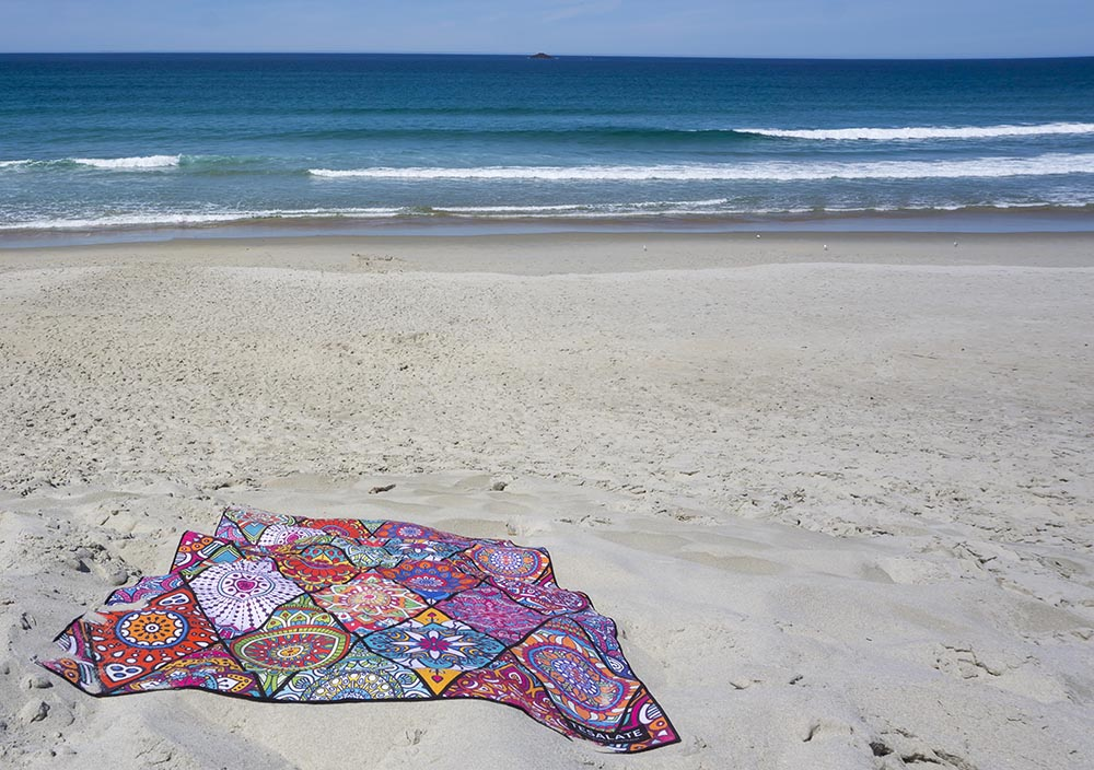 Tesalate Beach Towel Is This The Best Travel Towel