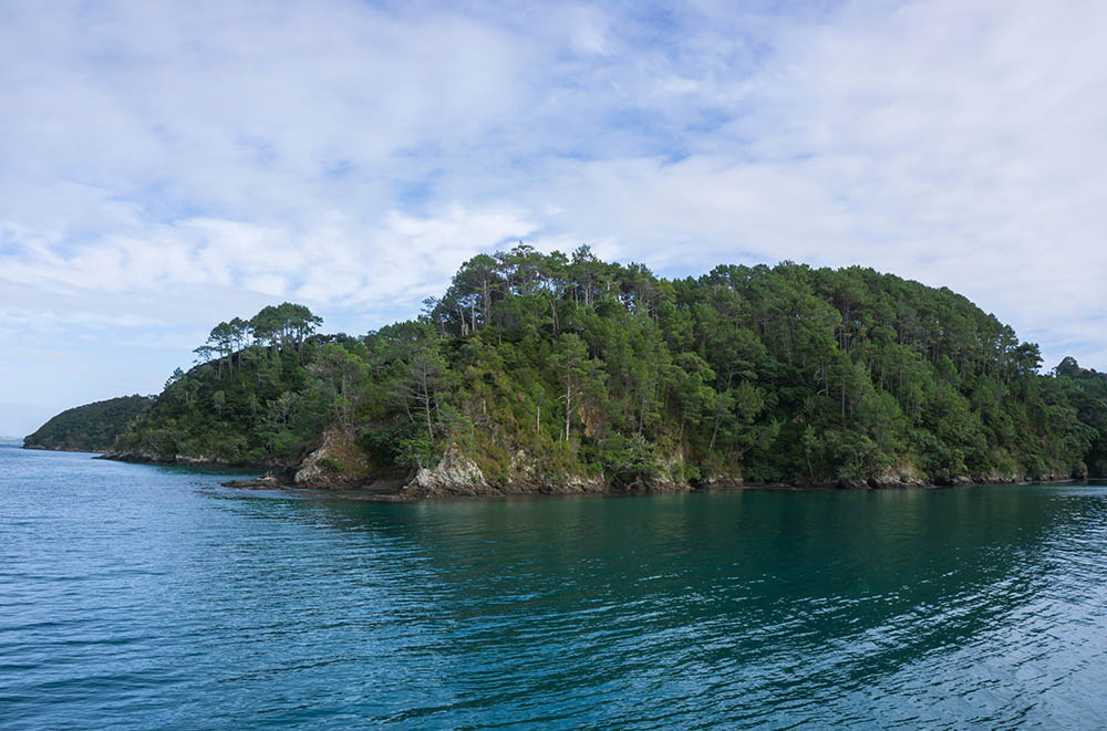 Bay of Islands Cruise, New Zealand