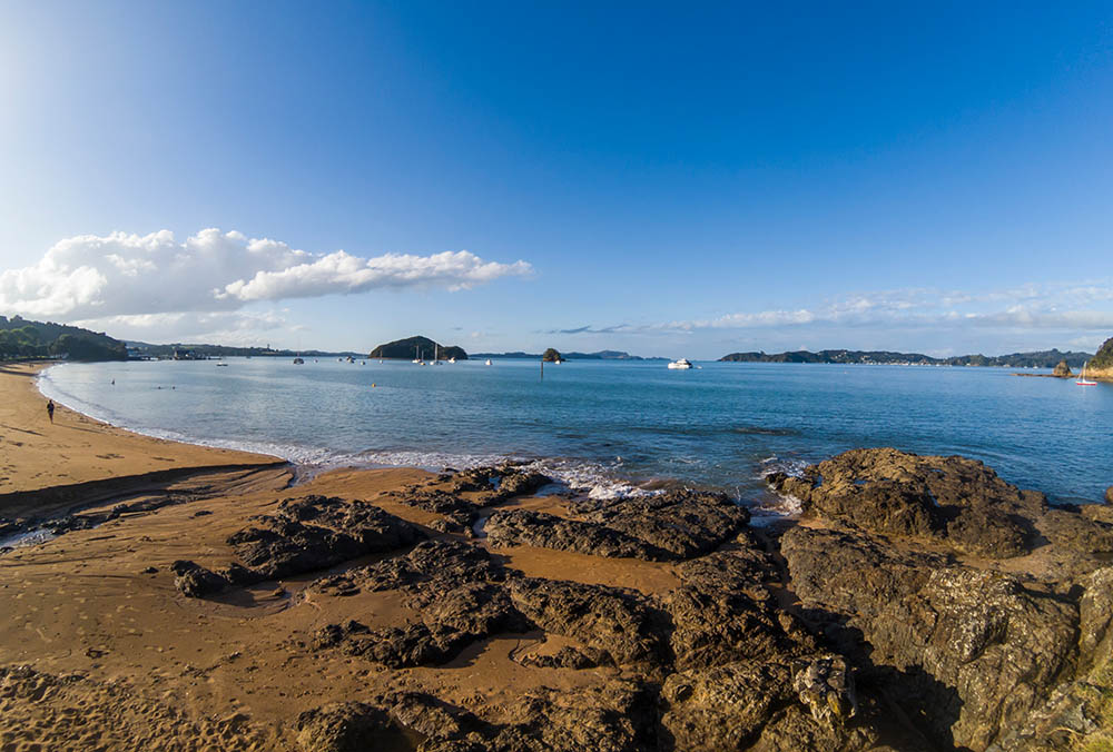 Paihia, Bay of Islands, New Zealand