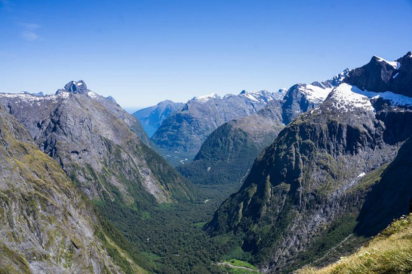 Gertrude Saddle One Of New Zealand S Best Day Hikes